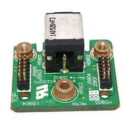 LOT 60NB08G0-DC1050 For ASUS G751J PC BOARD DC JACK CONNECTOR