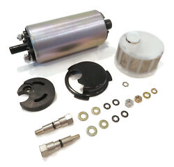 Electric Fuel Pump Kit For Sierra 18-7341 Wsm 600-110 1-600-110 Engine 150-200hp