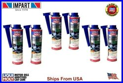 Liqui Moly Jectron Fuel Injection System Cleaner 300ml 6 Lm2007
