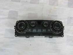 Climate CONTROL PANEL SWITCH CLIMATE HEATER CONTROL MERCEDES w203 A 2038303085