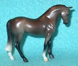 BREYER STABLEMATE BAY STANDING THOROUGHBRED #6021 NEW 15-17 SUPER SPORTY SET