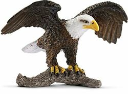 Schleich Wildlife Bald Eagle figure 14780