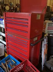 Blue Point Tool Box, Snap-on Sells Blue Point Tools.