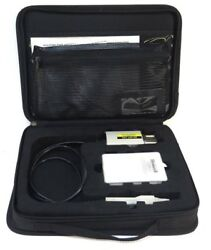 Tektronix P7313sma 12.5ghz Differential Sma Probe W/ Soft Carry Case And