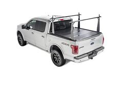 Bakflip Cs Truck Bed Cover W-rack For 05-15 Tacoma 5ft W/ Deck Rail Sys 26406bt