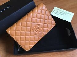 (Authentic) Chanel Beige Caviar Wallet On Chain Bag WOC