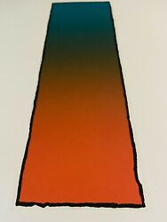 Larry Bell Untitled 1 Etching, Hand Signed And Numbered, Limited Edition