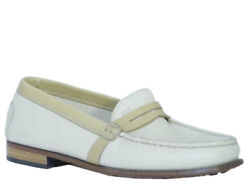 Joband039s Women 8480 Casual Penny Loafer Shoes Beige