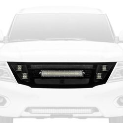 T-Rex 6317871 Torch Series Main Grille wLED Light Bar for 10-17 Nissan Patrol