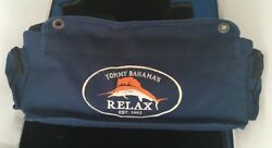 Tommy Bahama Relax Insulated Soft Cooler Tote Bag Swordfish 16