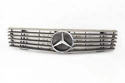 90-02 Mercedes R129 300SL SL500 SL320 Grille Front Radiator Hood Grill Assembly