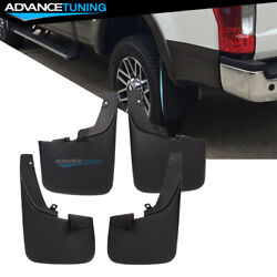 Fits 11-16 Ford F-250 F-350 Superduty With Fender Flares Mud Flaps Mud Guards