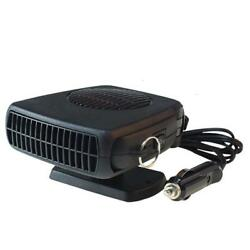 Car Heater Fan Portable Auto Car Heater Car Windshield Defroster Demister 150w