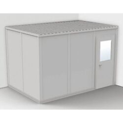 PORTA-FAB GS812G-2 Modular In-Plant Office8 ft. 1-14
