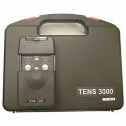 NEW TENS 3000 UNIT with ELECTRODES PADSCOMPLETE OTC 8 Electrodes Total $23.95