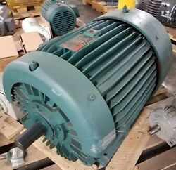 New Reliance 75 Hp 3 Phase Motor / P36g4901 Bb / 365ts Frame 230/460 Volt