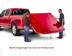 Undercover Lux Truck Bed Cover For 2016-2018 Toyota Tacoma 5and039 Bed - Silver Sky