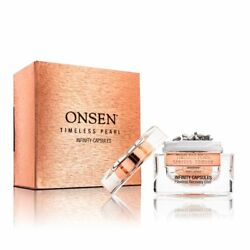 Onsen Timeless Pearls Infinity Capsules Recovery Anti-aging Elixir 0.3 Ml