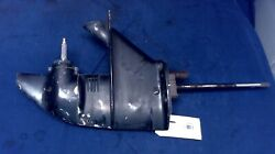 Mercury Fc456054 824916a1 Upper And Lower Gearcase Housing Complete - Used