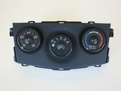 09 10 11 Toyota Corolla Climate Control Panel Temperature Unit AC Heater