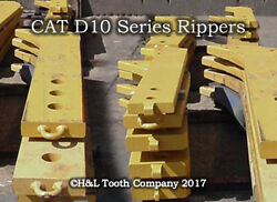 9j5954 Dozer D9 D10 Ripper Shank Cat Style R500 Teeth Made By Handl Tooth Co.