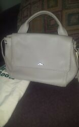 ROOTS - PURSE - BELLA LEATHER BAG  - NWT