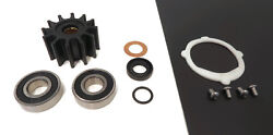 New Water Pump Rebuild Kit For Indmar 685011 Marine Power 350 V-8 And M/p0505-000z