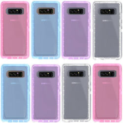 Wholesale Lot For Samsung S8 Clear Case Cover Clip Fits Otterbox Defender