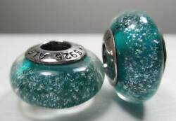 5 Pandora Silver 925 Ale Red Dot Disney Minnie Signature Glass Beads Charms New