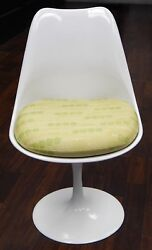 Replacement Cushion For Saarinen Tulip Side Chair - Eames Era Mid Century