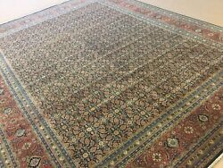 12' x 15' Persian Oriental Rug Excellent Quality Hand Knotted Wool Over Size