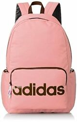 ADIDAS BACKPACK SCHOOL WOMEN#x27;S 45CM 21L 47152 47152 12 CORAL PINK $104.32