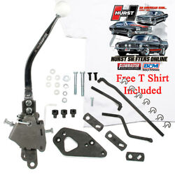 Hurst 4 Speed Shifter Kit 1963 1964 1965 Falcon Comet Cyclone Top Loader 3733165