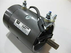 Genuine Warn 68773 New Replacement 12 Volt Electric Winch Motor