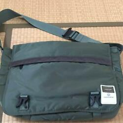 PORTER Fragment Design Shoulder Bag Backpack 3WAY Bag Green Orange kn1363