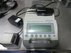 Verathon Bvi 3000 Bladder Scanner With Probe, Battery And Ac Charger