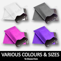 Colored Mailing Bags Mailers Polythene Postal All Size Cheapest Good Quality Bag