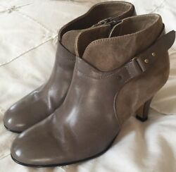 Anyi Lu Vanessa Bootie Boot Shoes Size 36.5 495