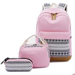 Middle School Backpack for Girls Law High 3n1 Bookbags Teen Cool Medical College