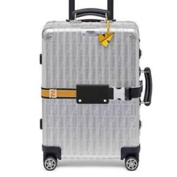 2018 New Fendi Rimoa limited collaboration suitcase from japan (3589