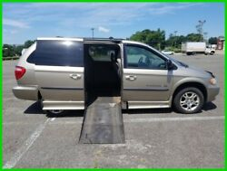 2003 Dodge Grand Caravan ES van wheelchair handicap side entry dodge caravan 2003 ES Used 3.8L V6