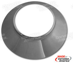 1963 - 1982 Corvette Knock-off Cone - Polished Stainless Steel