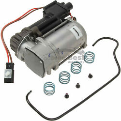 One New Arnott Industries Air Suspension Compressor P2985 For Bmw