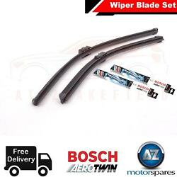 BMW WINDSCREEN WIPER BLADES PAIR 3397118955 BOSCH SET A955S QUALITY REPLACEMENT