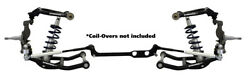 New Ridetech Front Truturn System,control Arms,drop Spindles,63-67 Corvette C2