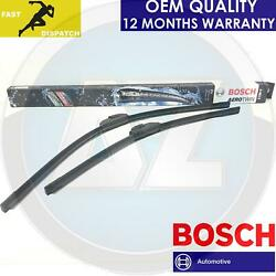 FOR HONDA CIVIC FN FK 2006- BOSCH AEROTWIN FRONT WIPER BLADES BLADE WIPERS KIT