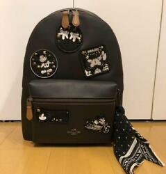 Coach Disney backpack backpack from japan (8323