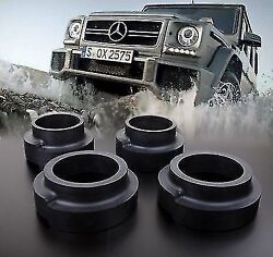 40mm Spring Spacer Lift Kit Rise Up Kit Mercedes Benz G Wagon W463 W461 G55 Amg