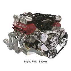 Front Runner Drive Serpentine Kit Bb Chevy Bright Ac Alt W/ Ps 172020