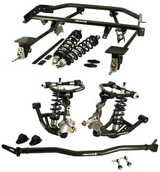 NEW RIDETECH COILOVER SYSTEM,CONTROL ARMS,SPINDLES,4-LINK,SWAY BAR,67-69 F-BODY